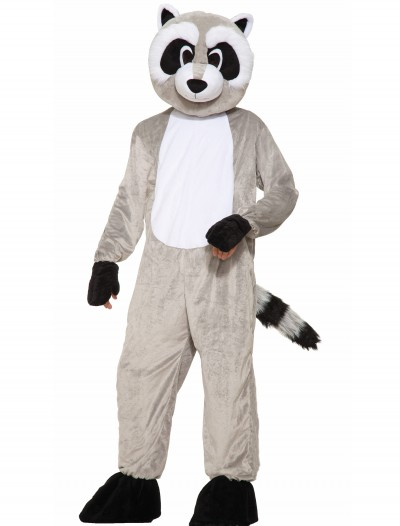 Rickey Raccoon Mascot Costume