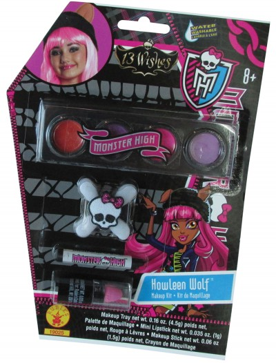 Monster High Howleen Wolf Makeup Kit