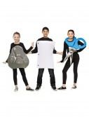 Rock, Paper, Scissor Child Costume