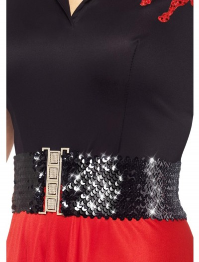 Sequin Waist Belt