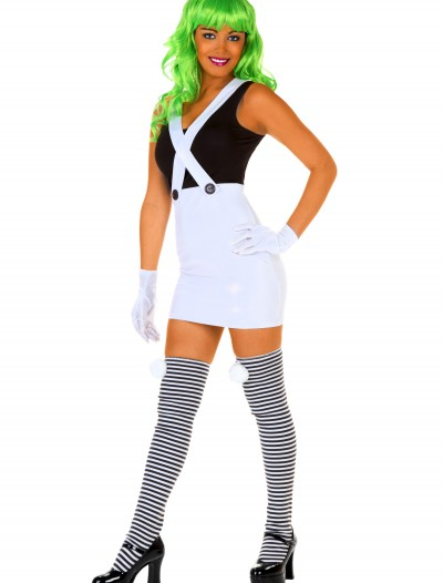Sexy Chocolate Factory Worker Costume