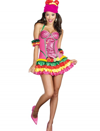 Sexy Conga Girl Costume