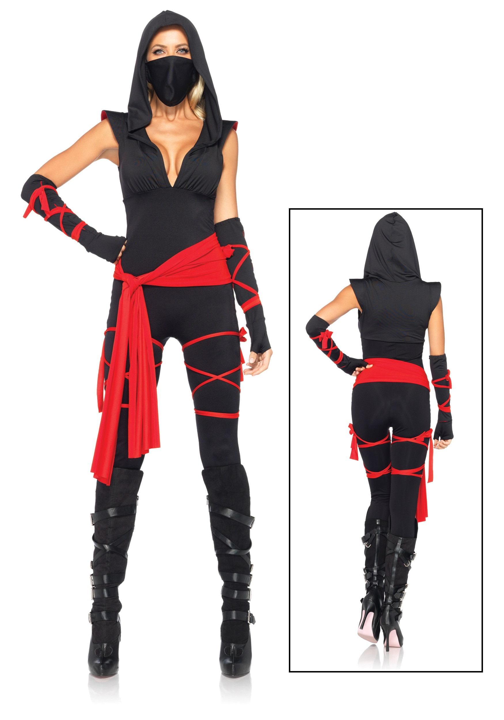 Sexy Deadly Ninja Costume