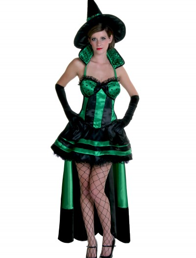 Sexy Deluxe Witch Costume