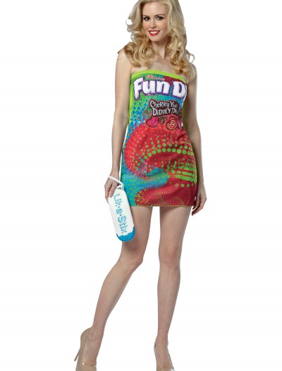 Sexy Fun Dip Dress