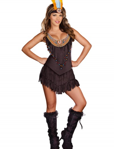 Sexy Native Beauty Costume