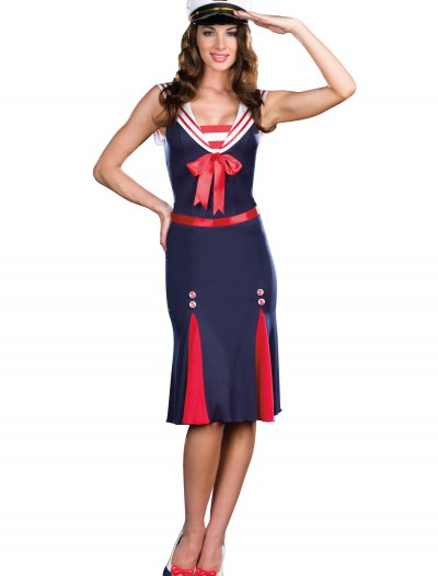 Sexy Sailor Sweetheart Costume