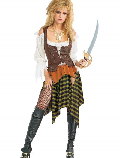 Sexy Sea Wench Pirate Costume