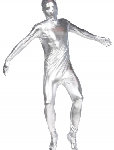 Silver Invisible Man Suit