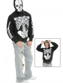 Skeleton Hooded Sweatshirt