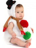 Snowman Bubble Body Costume