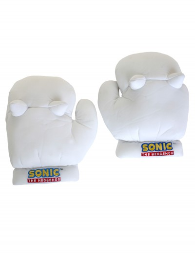 Sonic the Hedgehog Knuckles Gloves