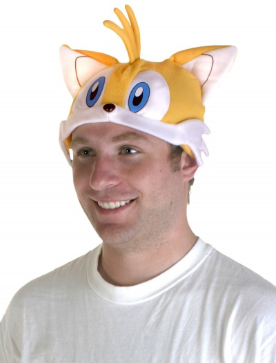 Sonic the Hedgehog Tails Fleece Cap