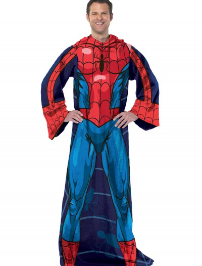 Spider-Man Adult Comfy Throw