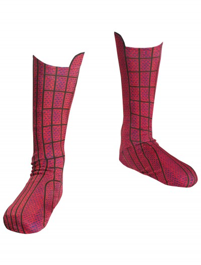 Spiderman Movie Child Boot Covers