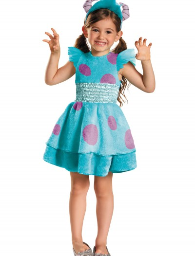 Sulley Girl Deluxe Costume