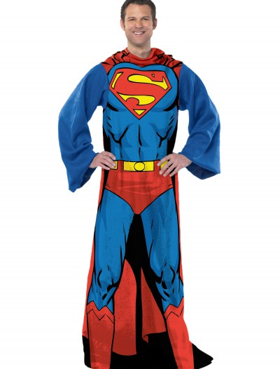 Superman Adult Comfy Throw