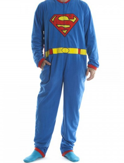 Superman Union Suit