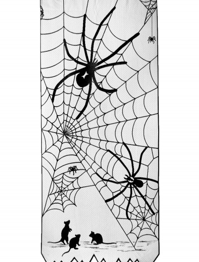Tangled Web Backdrop Decoration