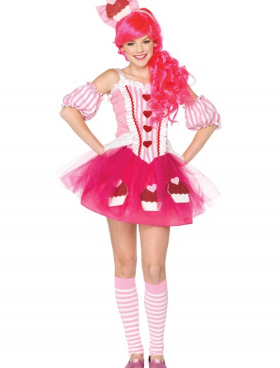 Teen Cupcake Sweetie Costume