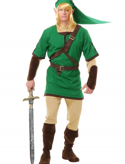 Teen Elf Warrior Costume