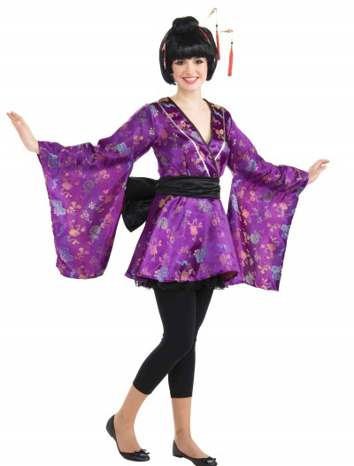 Teen Geisha Girl Costume