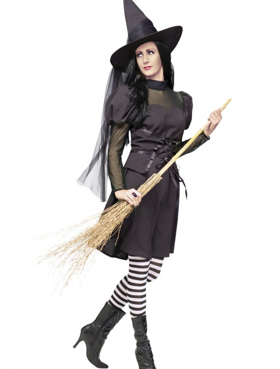 Teen Ms. Witch Costume