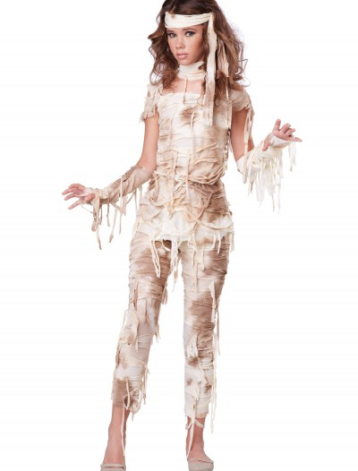 Teen Mysterious Mummy Costume