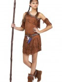 Teen Pow Wow Indian Costume