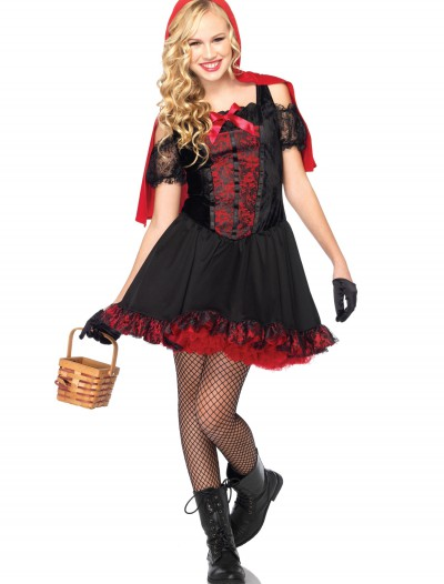 Teen Rebel Miss Red Costume