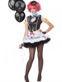 Teen Sassy Clown Costume