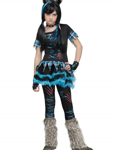 Teen Wicked Wolfie Costume