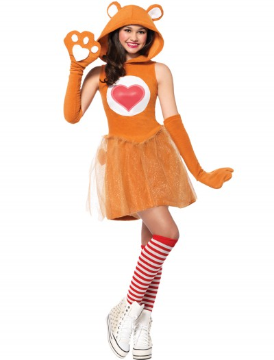 Tenderheart Bear Tween Costume