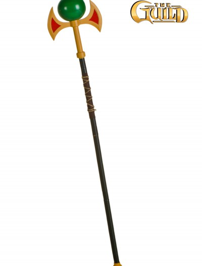 The Guild Codex Scepter