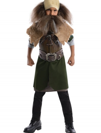 The Hobbit Deluxe Dwalin Child Costume