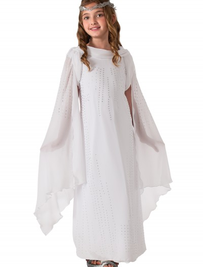The Hobbit Deluxe Galadriel Child Costume
