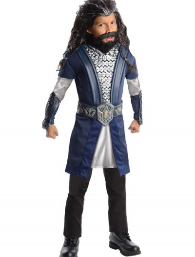 The Hobbit Deluxe Thorin Child Costume