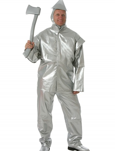 Tin Woodsman Plus Size Costume