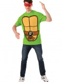 TMNT Raphael Adult Costume Top