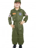 Toddler Airforce Pilot Costume