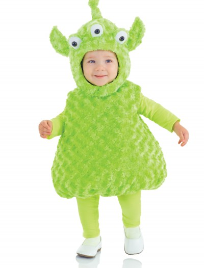 Toddler Alien Costume