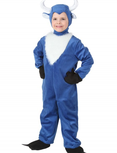Toddler Blue Ox Costume