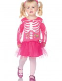 Toddler Candy Skeleton Costume