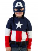 Toddler Captain America Costume Hoodie