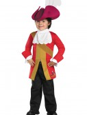 Toddler Captain Hook Classic Costume
