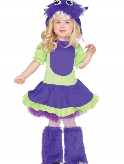 Toddler Cuddle Monster Costume