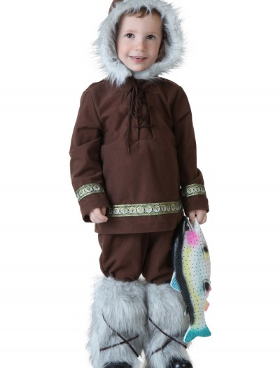 Toddler Eskimo Boy Costume