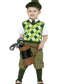 Toddler Future Golfer Costume