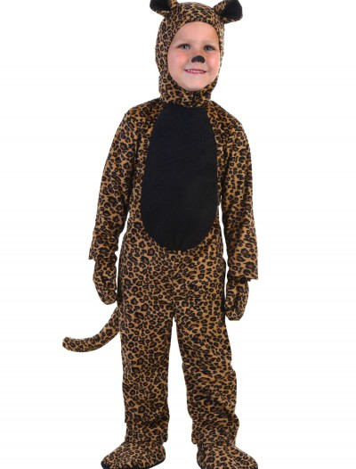Toddler Leopard Costume