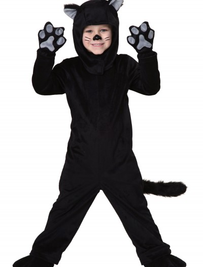 Toddler Little Black Cat Costume